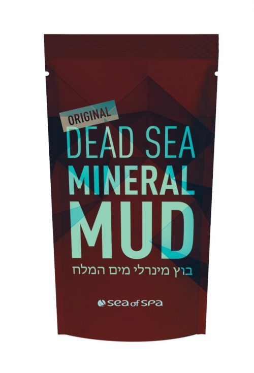 Dead Sea Mineral bag mud