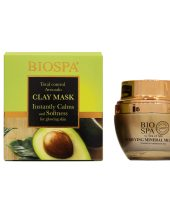 bio spa-total control avocado beauty mask 50ml