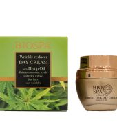 Bio spa-day cream anti-ageing pure hemp oil