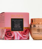 bio spa-night cream collegn and rose